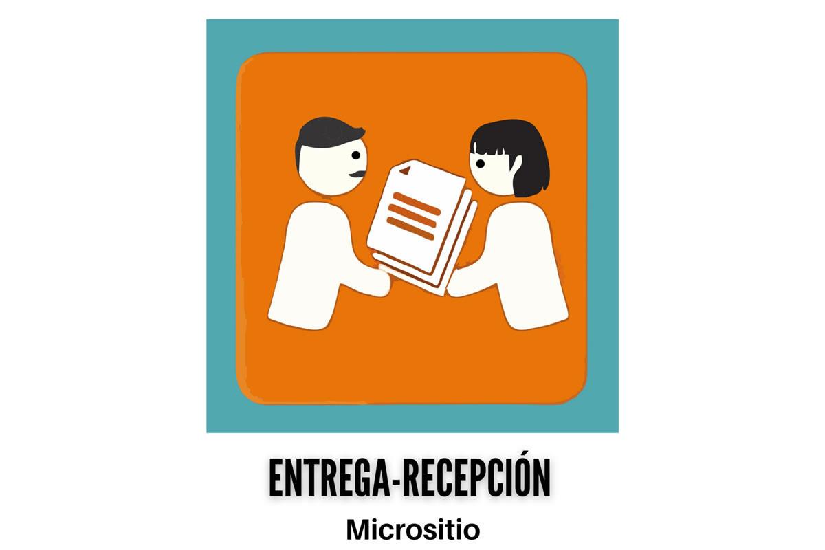 Micrositio Entrega – Recepción Zapotlanejo